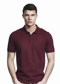 Slim Fit Jersey Polo Tee